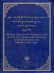 Tantra der Erklärungen in der Tibetischen Medizin