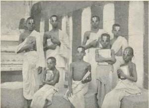 Iyengar_Vedic_students_1909