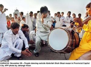 abdullah shah - karachi