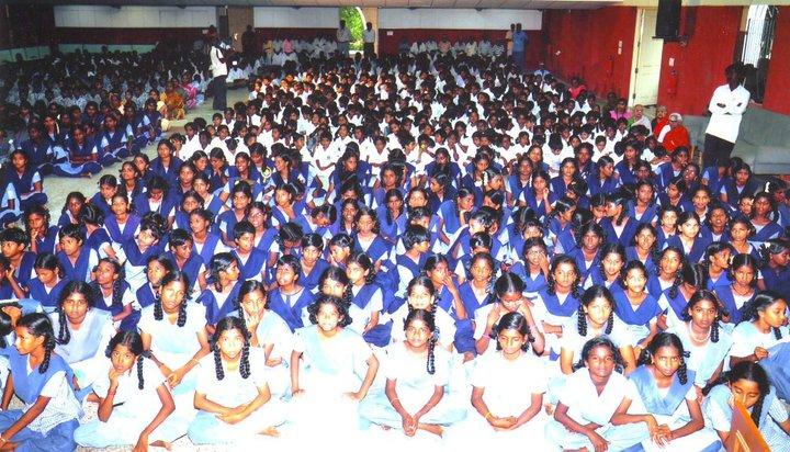 Swami Sivananda's Birthday 2010 celebrations and common prayer