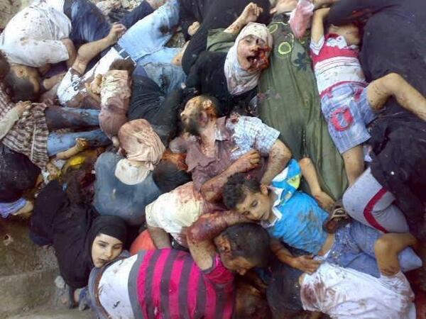 Non Muslim Perspective On The Revolution Of Imam Hussain: #humanrights Syrien, Menschenrechte Und Völkermord